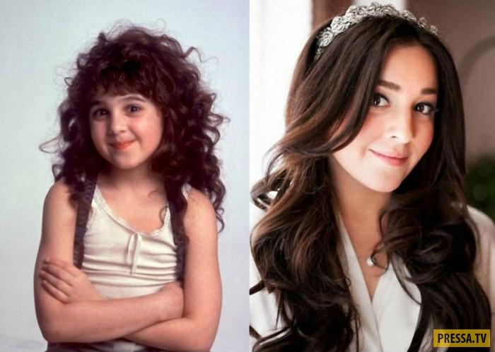 Когда дети-актеры выросли (32 фото)