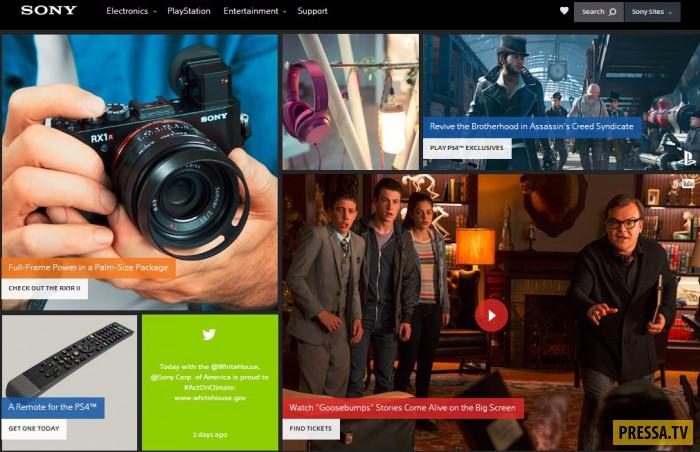 В начале своей работы популярные сайты выглядели не так (20 фото)