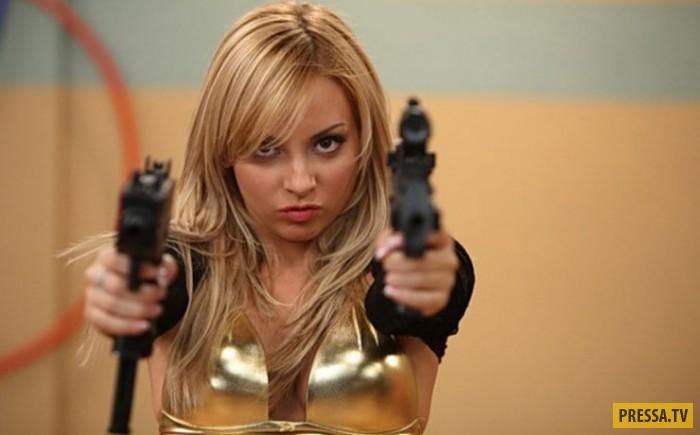 Самые красивые актрисы отечественных сериалов (11 фото)
