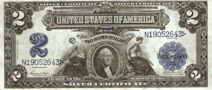 Интересные и необычные факты об американских долларах (16 фото)