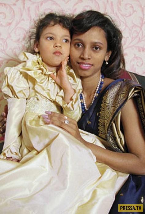 Русское счастье принцессы Шри-Ланки Фарииды Маддалигэ (6 фото)