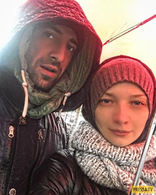 Екатерина Вилкова рассказала о недостатках своего супруга (5 фото)