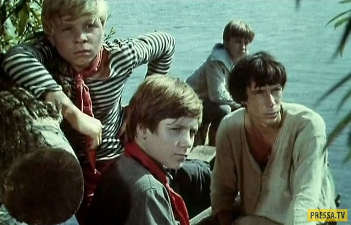 ТОП-10 лучших детских фильмов в СССР (10 фото)