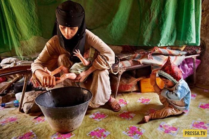 Браки с малолетними девочками в отсталых странах Азии (25 фото)
