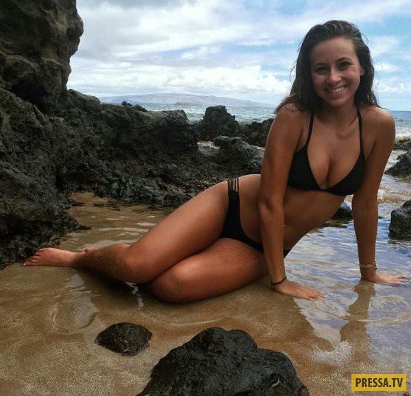 Лето, море и красивые девушки (36 фото)