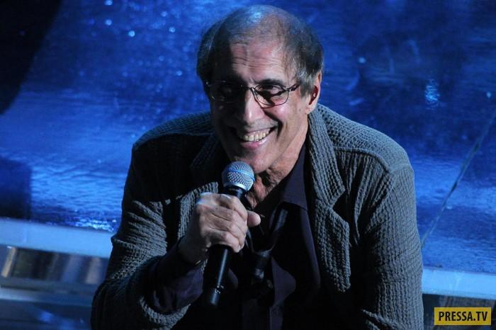 Адриано Челентано 79 лет!  (32 фото + 1 видео)