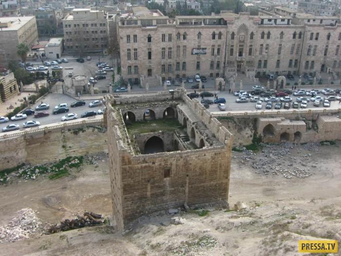 Мирный Алеппо в том далёком 2009 году (26 фото)