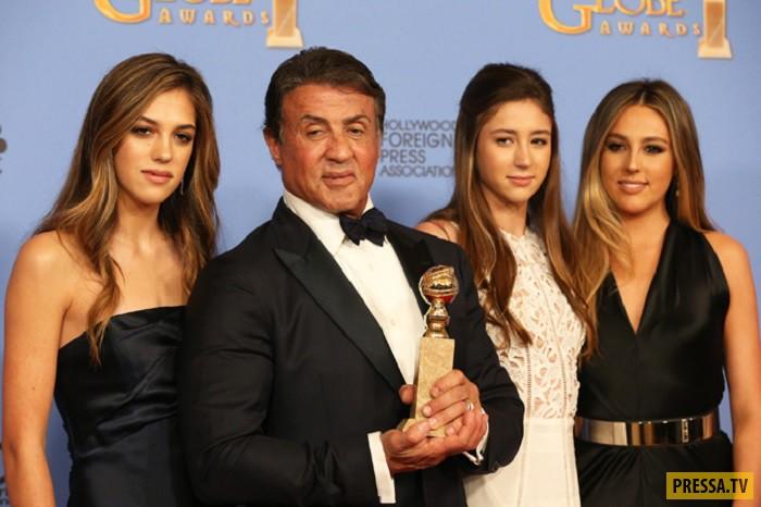 Успешные дети и внуки знаменитостей (16 фото)