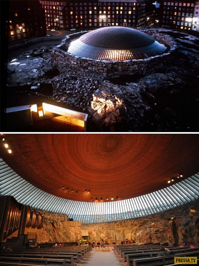 Жутковатые на вид дизайнерские творения архитекторов из разных стран (22 фото)