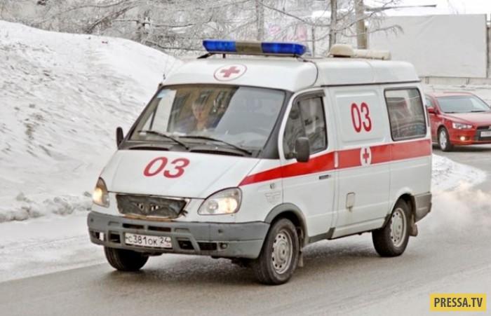 В Москве годовалая девочка погибла из-за упавшего телевизора