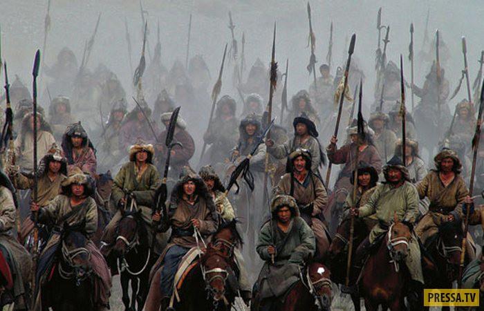 ТОП-10 фактов о Чингисхане - самом жестоком правителе в истории (10 фото)