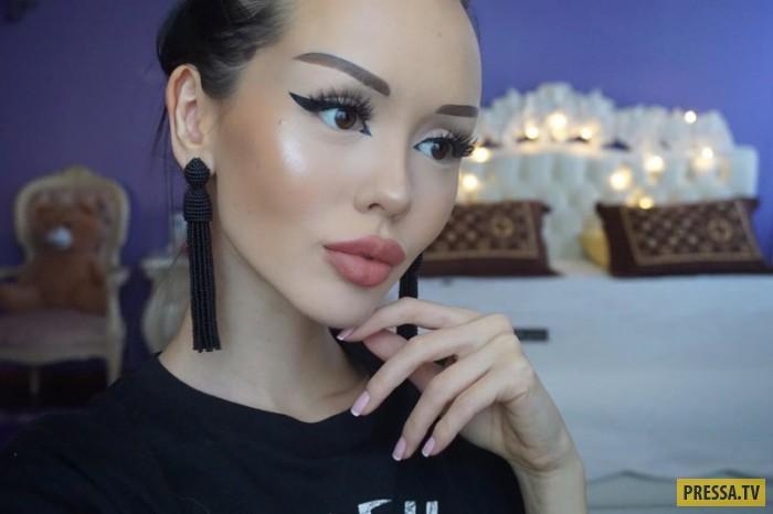 Изящная Динара Рахимбаева - Барби из Казахстана (15 фото)