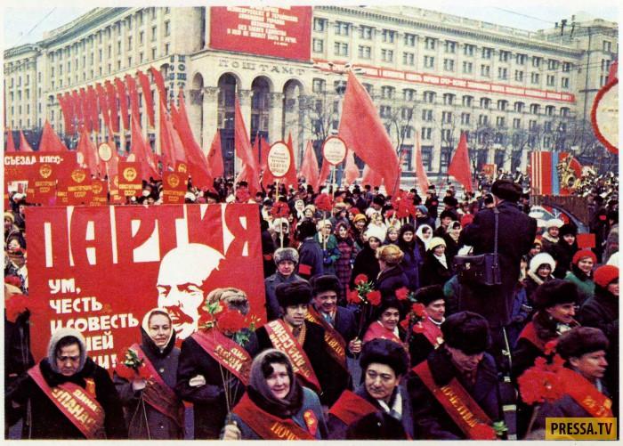 Все преимущества СССР