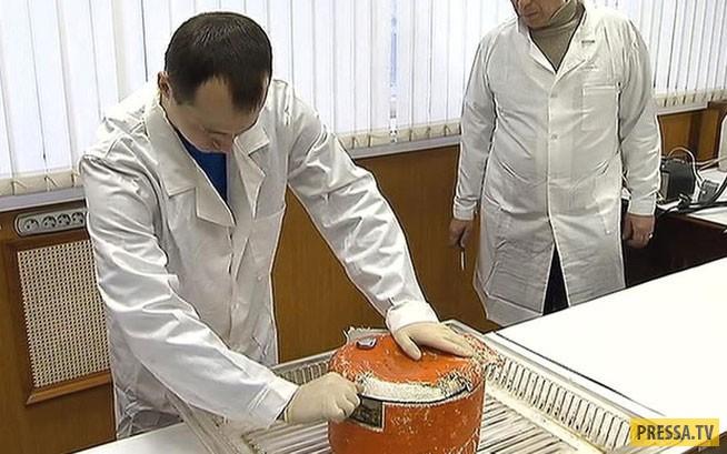 Стала известна причина крушения Ту-154 в Черном море (3 фото)