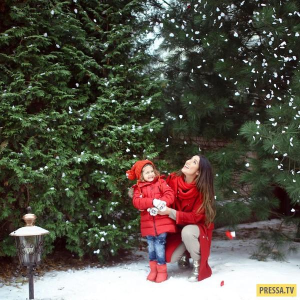 Певица Жасмин впервые показала своего младшего сына (8 фото)