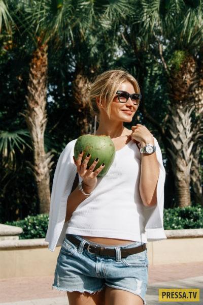 Инна Маликова осталась довольна отпуском на солнечном побережье (7 фото)