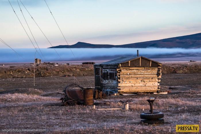 Остров Врангеля - один из самых труднодоступных островов в России (37 фото)