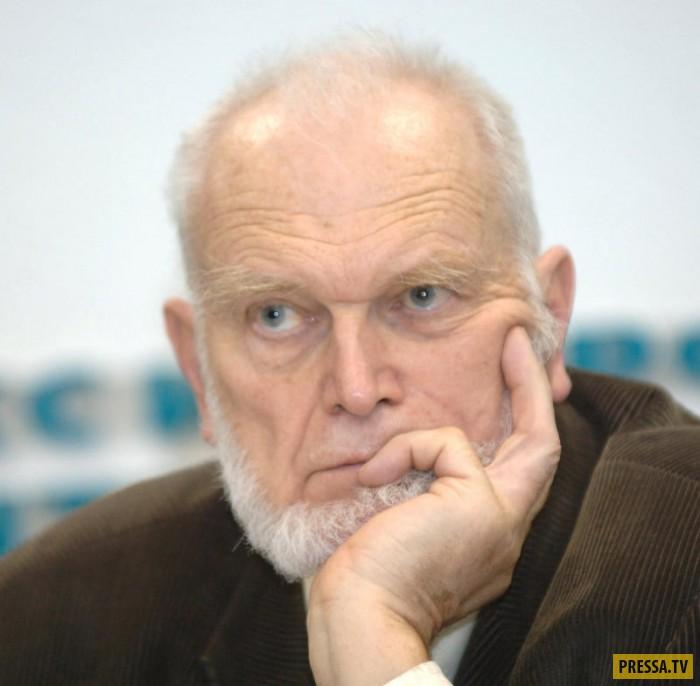 В Москве скончался известный эколог и политик Алексей Яблоков