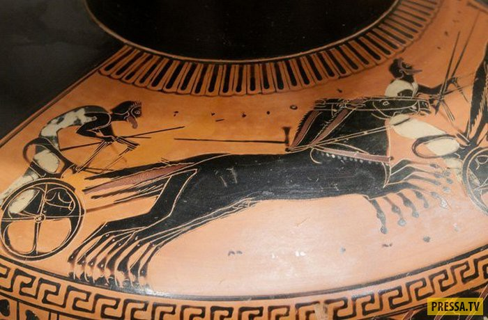 Топ 10: Шокирующие  традиции древних Олимпийских Игр (11 фото)
