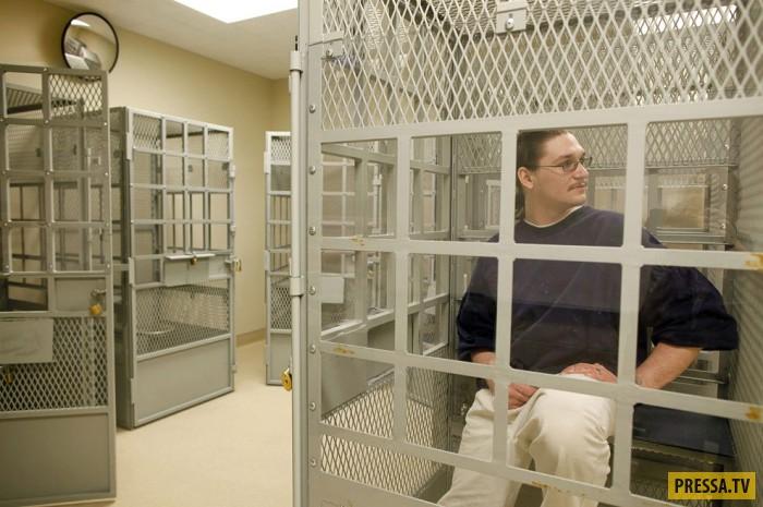 Старейшая тюрьма в Калифорнии Сан-Квентин (21 фото)