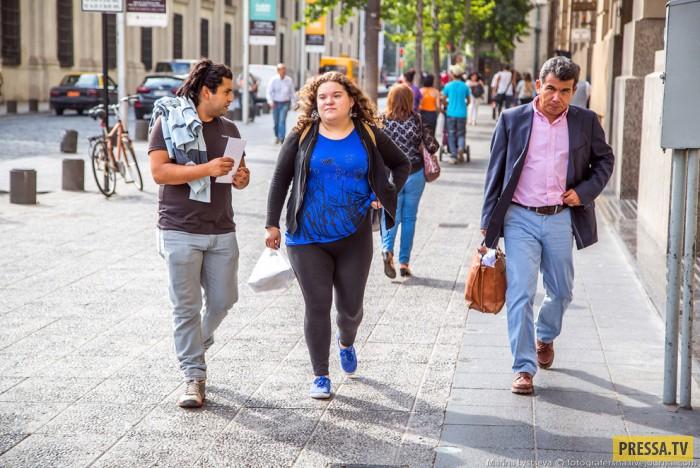 Как выглядят жители Чили (35 фото)