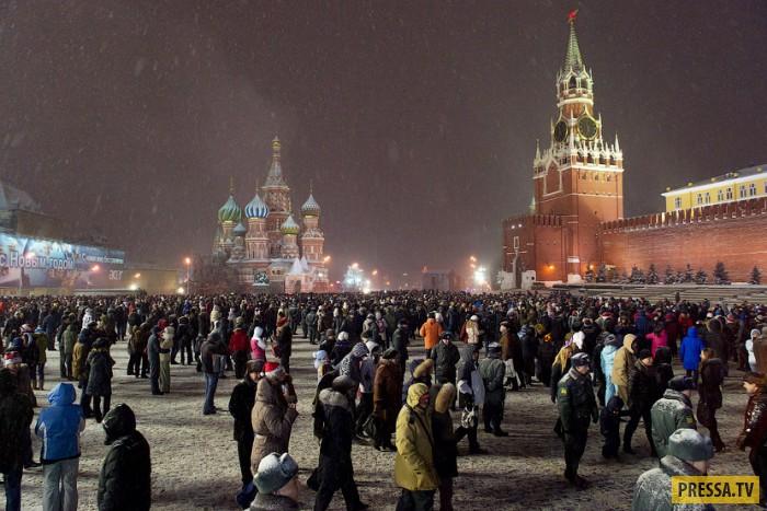 Приехали покорять Москву