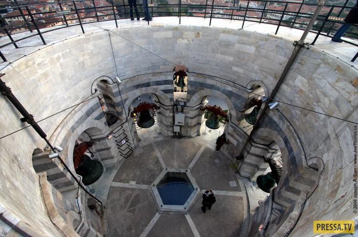 Интересные факты о Пизанской башне (9 фото)