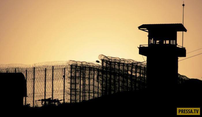 ТОП-6 самых жестоких тюрем в мире (6 фото)