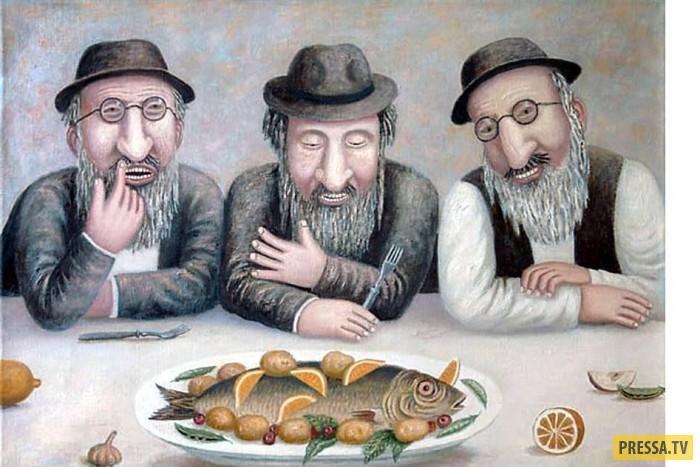 Мудрые еврейские пословицы и поговорки (3 фото)