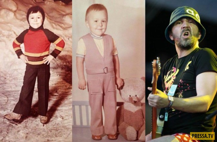 Преобразившиеся знаменитости (15 фото)