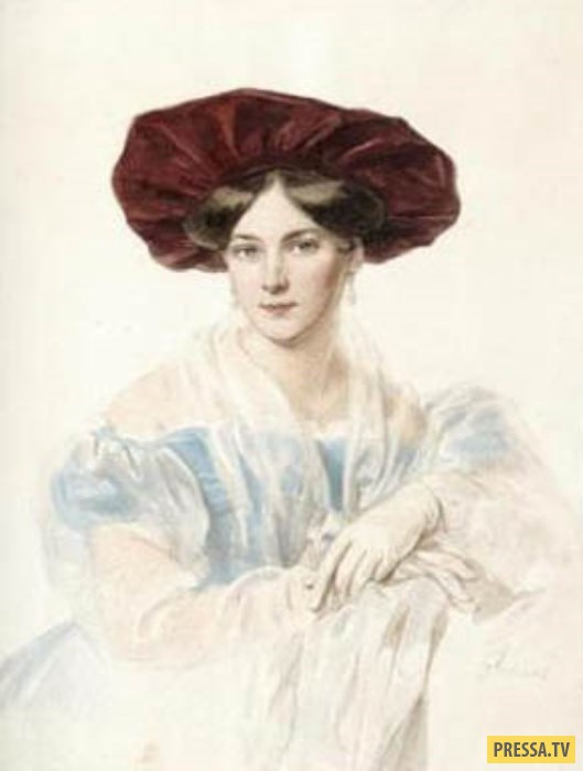Страницы истории: загадочная и прекрасная графиня Наталья Строганова (9 фото)