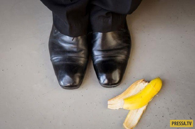 banana peel shoe polish
