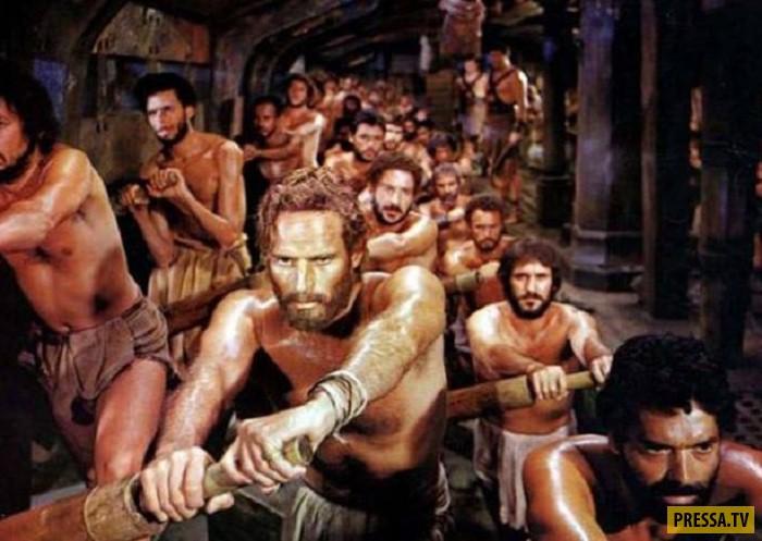 Удивительные факты о Древнем Риме (9 фото)