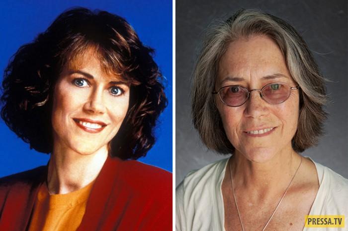 Актеры молодежного сериала «Беверли-Хиллз, 90210» через 25 лет (12 фото)