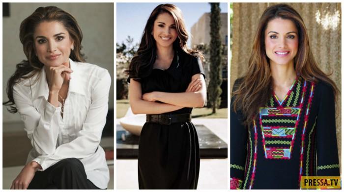 Самые спортивные женщины из королевских семей (21 фото)