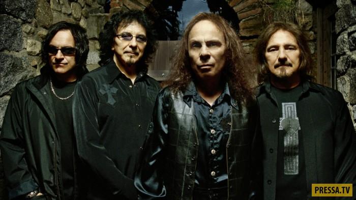 Последний концерт группы Black Sabbath (3 фото + видео)