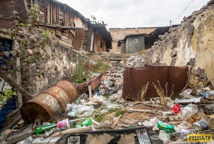 Конд - район старинных улочек в Ереване (26 фото)