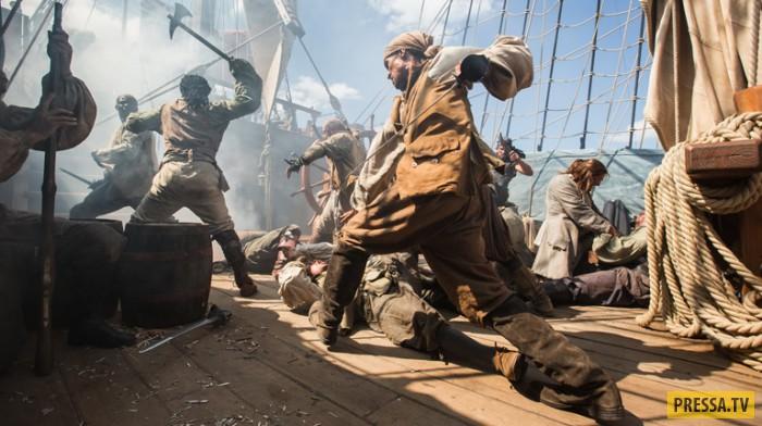 11 интересных фактов о жизни морских пиратов (5 фото)