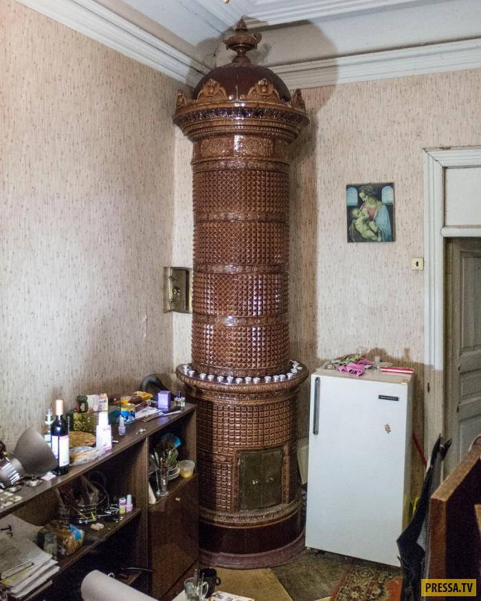 Уникальные старинные коммуналки Санкт-Петербурга (30 фото)