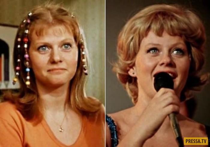Сегодня день рождения популярной актрисы кино и театра Ирины Муравьевой (18 фото)