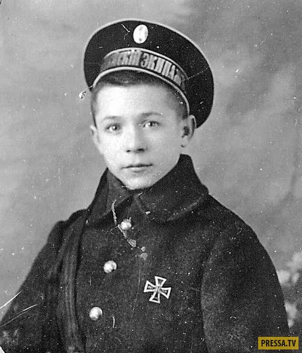 Георгий Светлани - от друга цесаревича Алексея до актера советского кино (7 фото + видео)