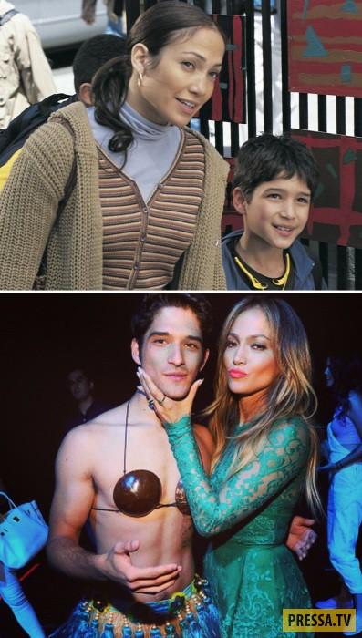 Как изменились актеры многих известных фильмов (21 фото)