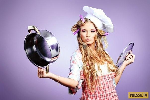 Простые, но очень полезные, кухонные секреты (7 фото)