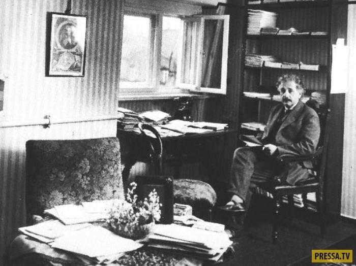 Странные браки Альберта Эйнштейна (13 фото)