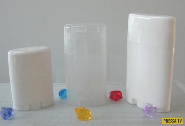 Креативное использование дезодорантов (8 фото)