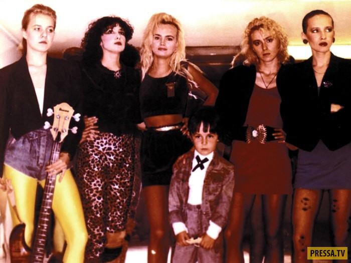 """Интересные факты о легендарной группе 90-х """"Комбинация"""" (12 фото + 2 видео)"""