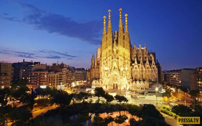 Занимательные факты о Королевстве Испания (8 фото)