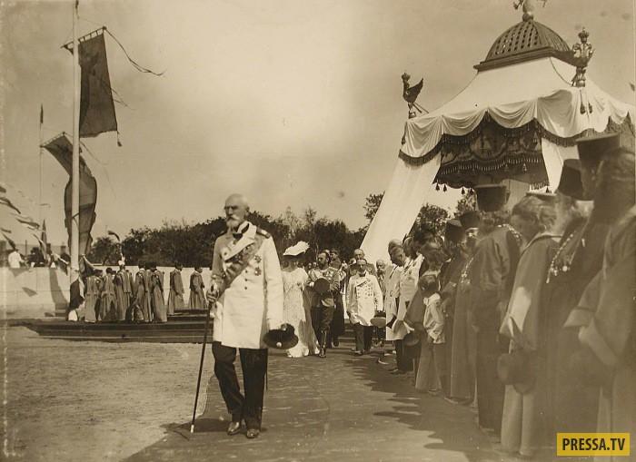 Празднование 300-летия дома Романовых в Костроме (16 фото)