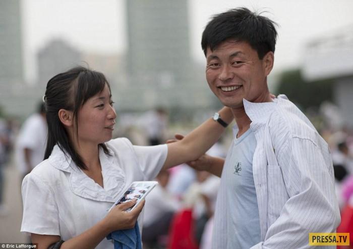 После публикаций этих фото Эрику Лаффоргу запретили въезд в Северную Корею (44 фото)
