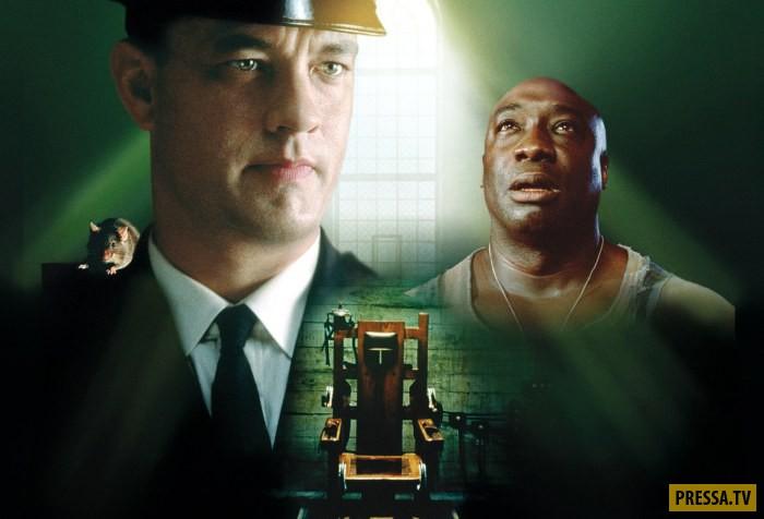 """Хорошие фильмы, в названии которых есть слово """"зеленый"""" (11 фото)"""